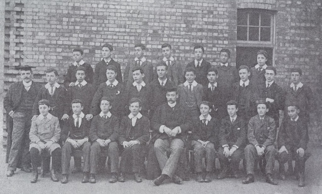 Fifth Form c1903