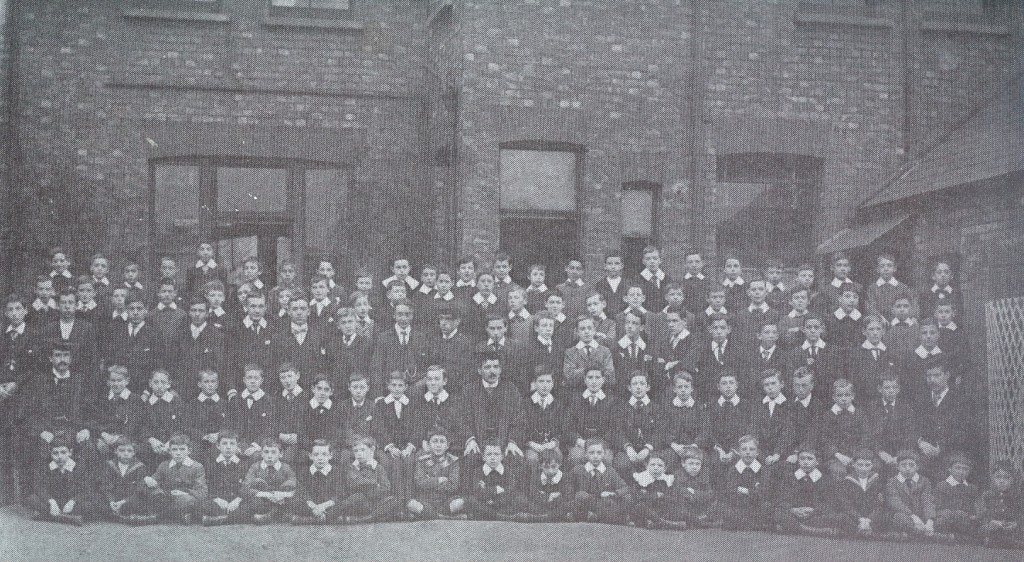 KGS at Cavendish Road 1899-1900